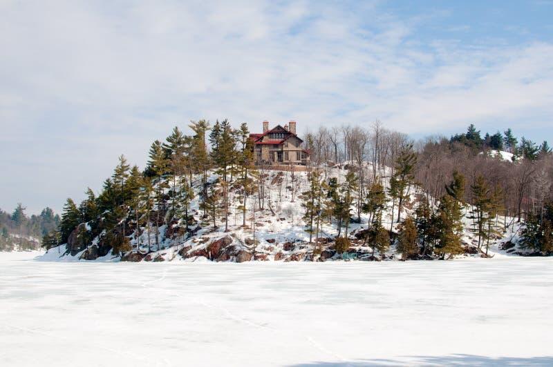 Chambre de Wilson, lac Meech photos stock