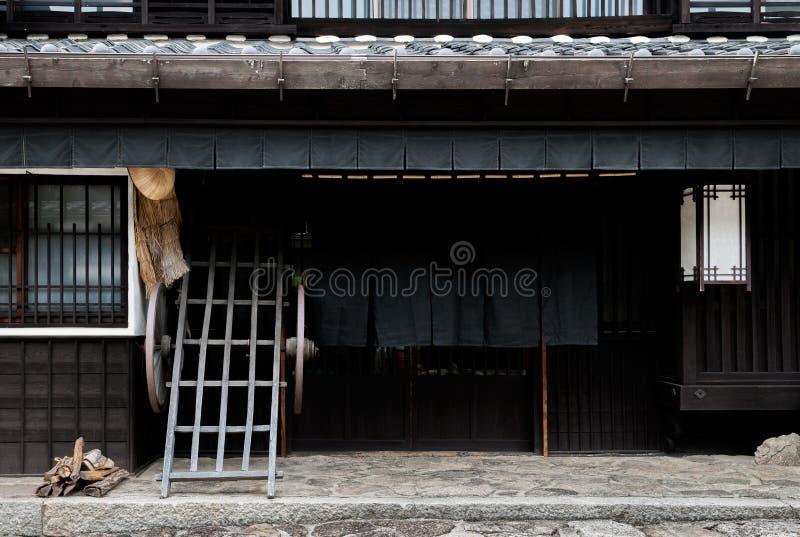 Chambre japonaise traditionnelle image libre de droits