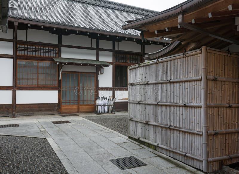 Chambre Japonaise Traditionnelle Au Japon Image stock - Image du ...