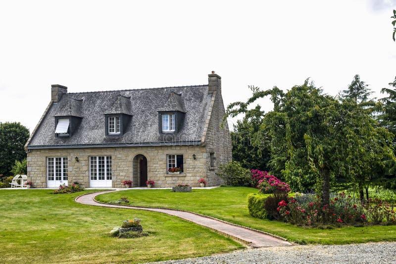 Chambre Près De Lanvallay Images stock