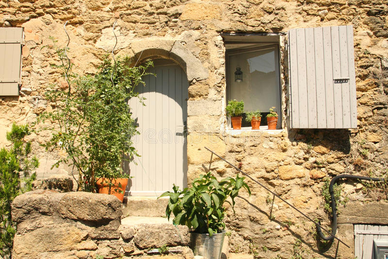 Chambre - Provence images libres de droits