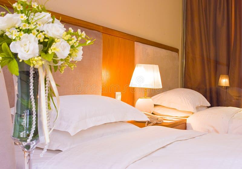 Chambres d'hôtel images stock