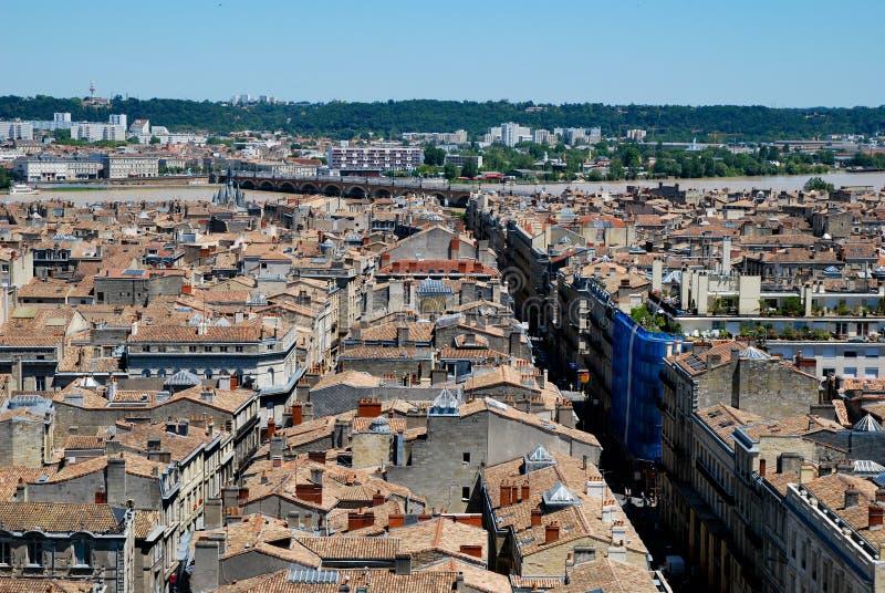 Chambres en Bordeaux photo stock