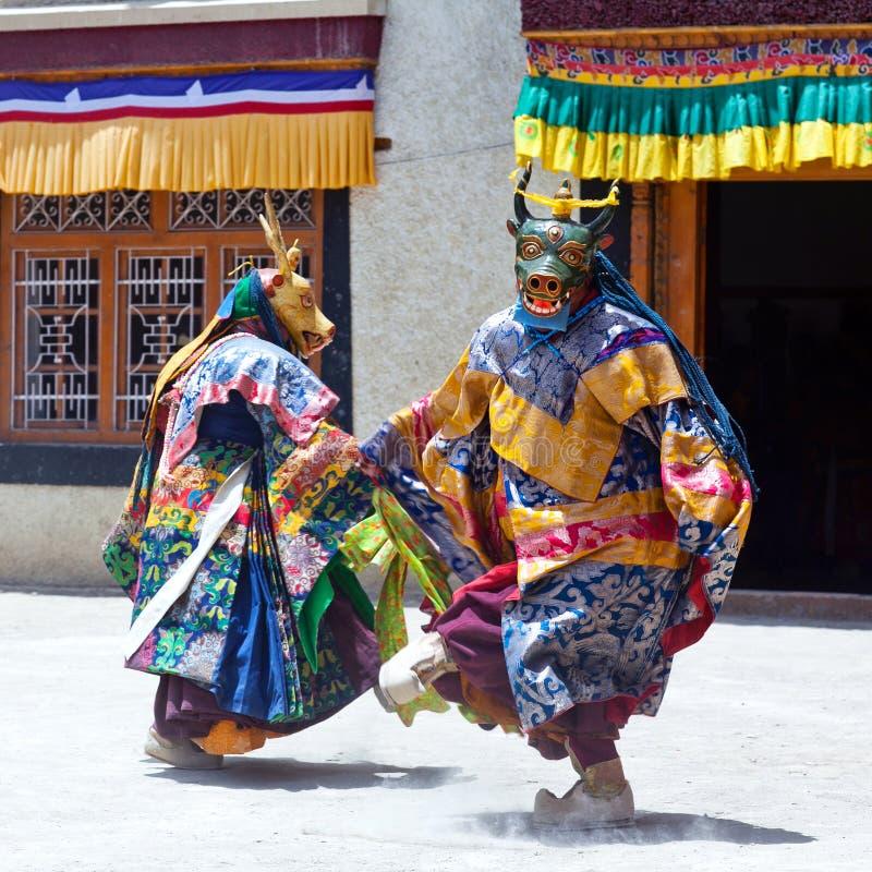 Download Chamdans I Lamayuru Gompa I Ladakh, Norr Indien Redaktionell Foto - Bild av maskering, bön: 78725020