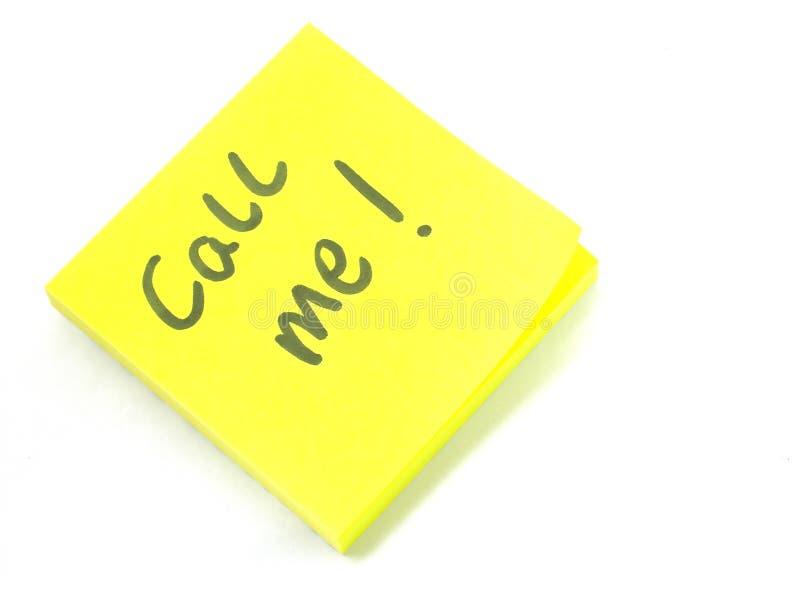 Download Chame-me! imagem de stock. Imagem de fundo, pedido, objeto - 58215