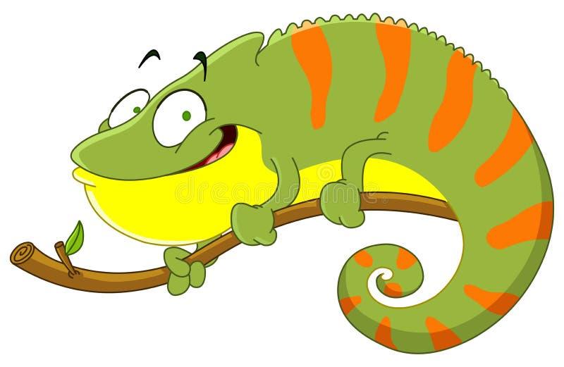 Download Chameleon Royalty Free Stock Image - Image: 25237576