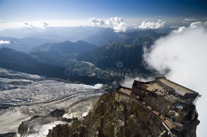 Chamonix France foto de stock royalty free