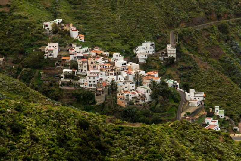 chamorga Dorf stockbilder