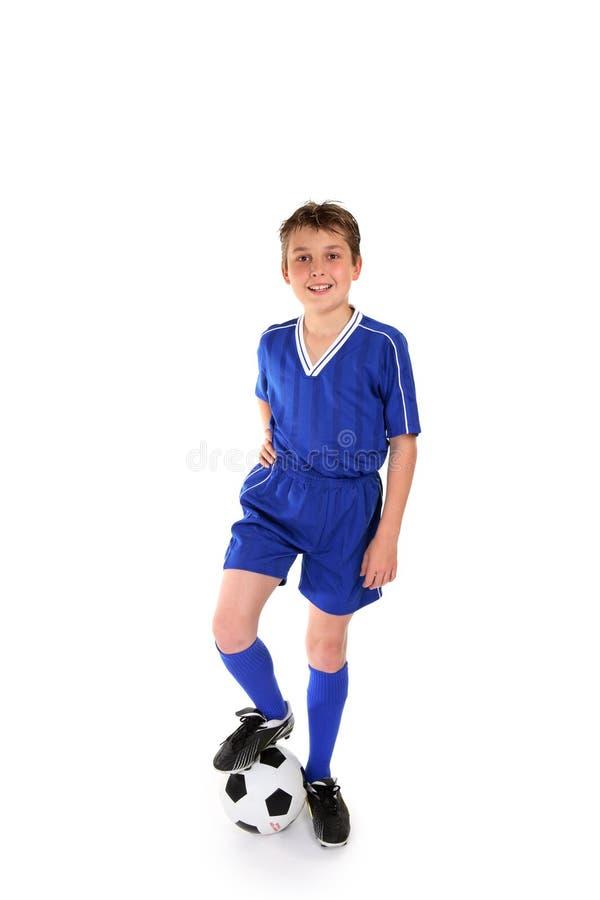 champ ποδόσφαιρο στοκ φωτογραφία