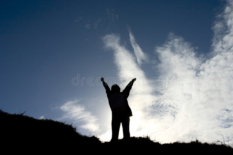 Download Champ! stock image. Image of happyness, raise, praise, morning - 152657