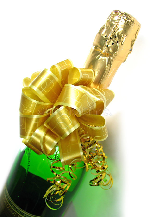 Champagne 1 stock photography