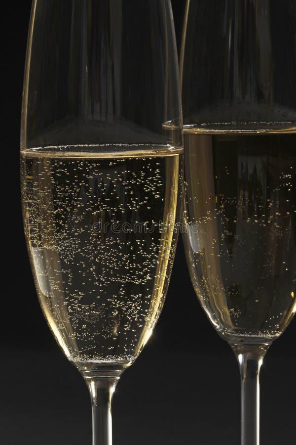 Champagne fotografia de stock