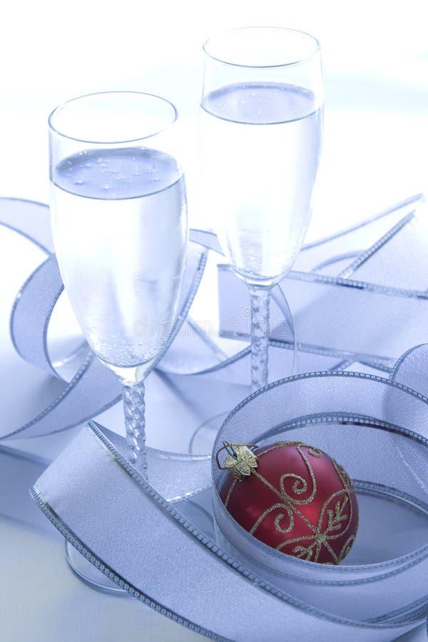 Champagne immagine stock