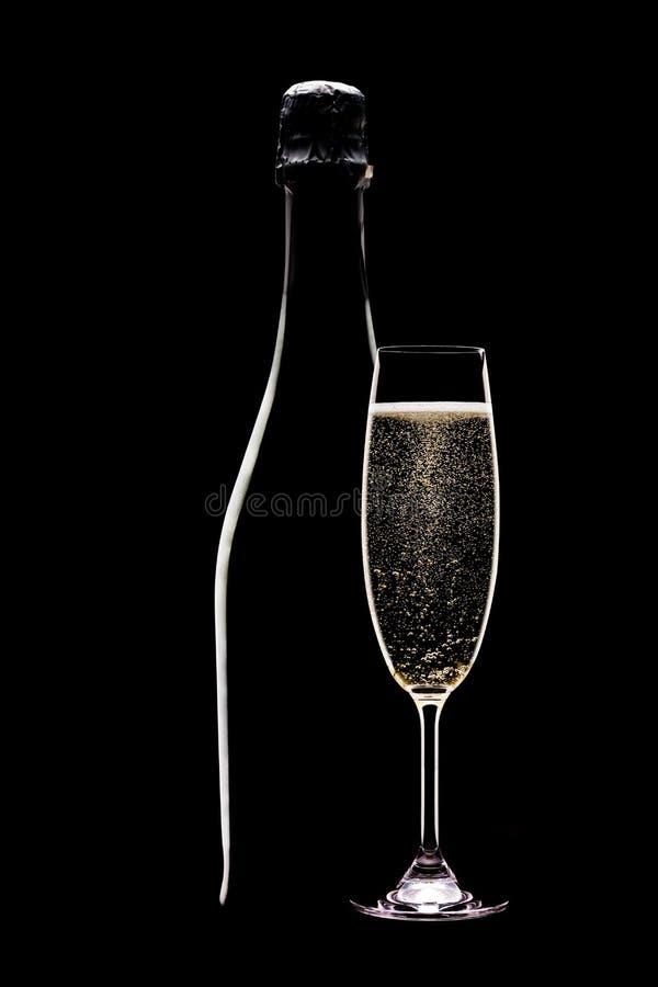 Champagne royalty-vrije stock fotografie
