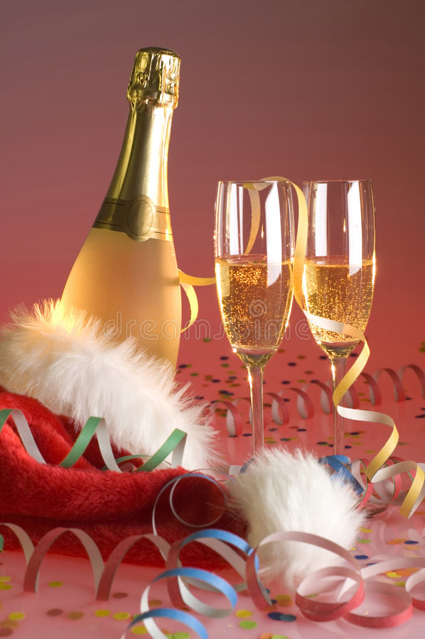 Champagne royalty free stock photo