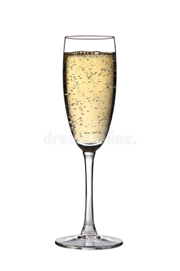 Champagne fotografia de stock royalty free