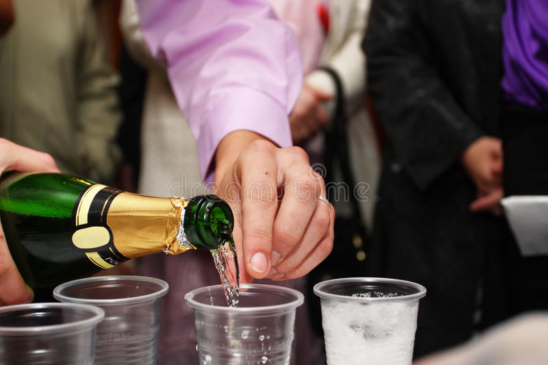 Download Champagne stock photo. Image of champagne, glass, bubble - 16366236