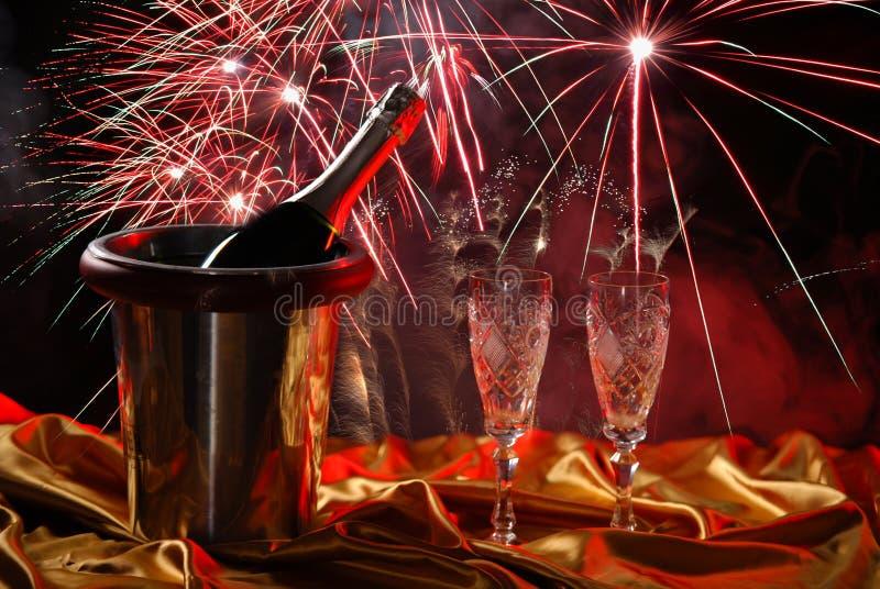 Champagne immagine stock libera da diritti