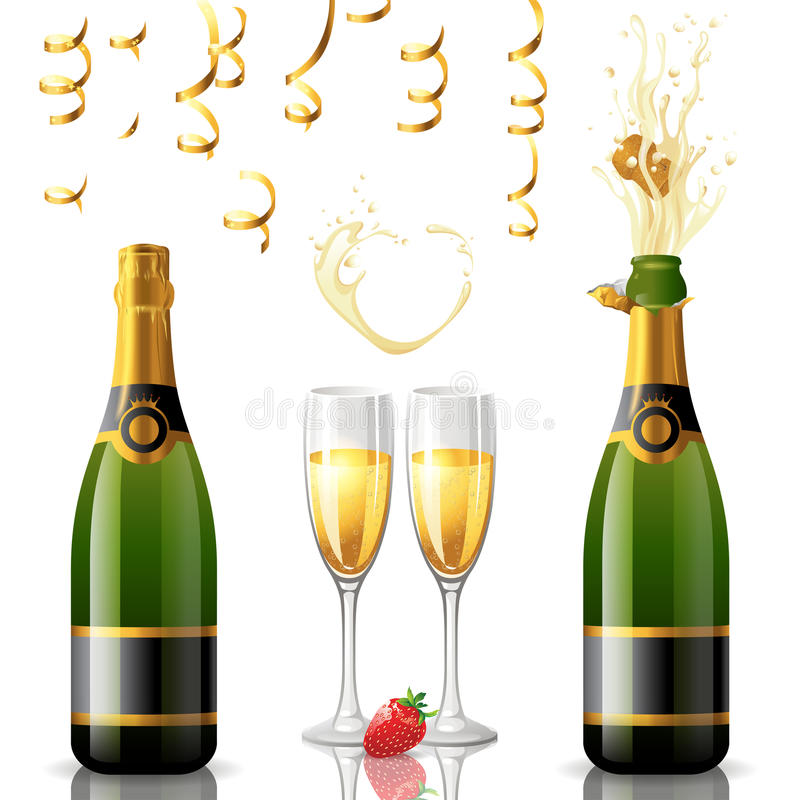 Free Champagne Stock Images - 29599234
