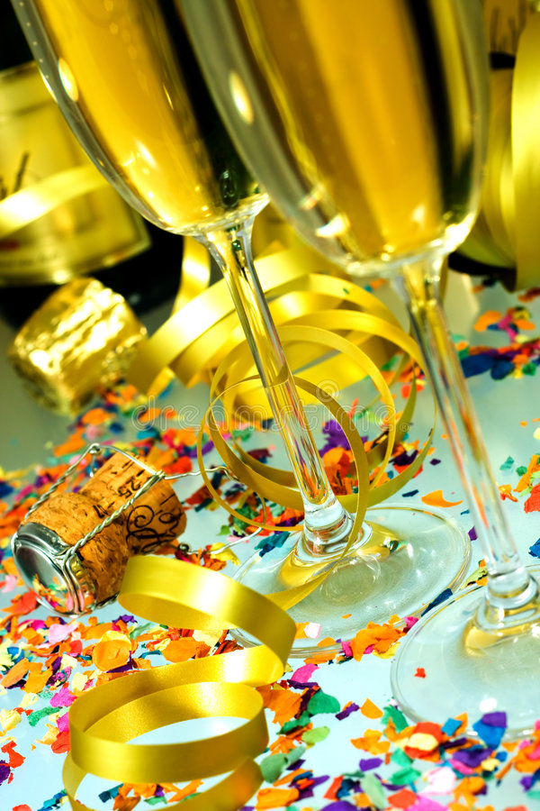 Free Champagne Royalty Free Stock Photography - 5796967