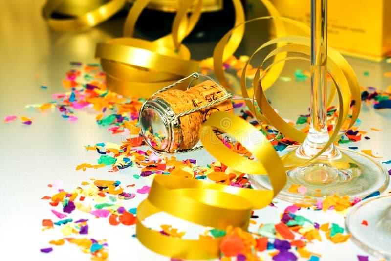 Champagne images libres de droits