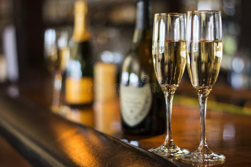 Champagne stock fotografie