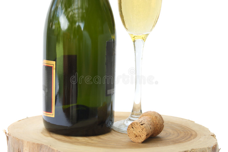 Champagne immagini stock