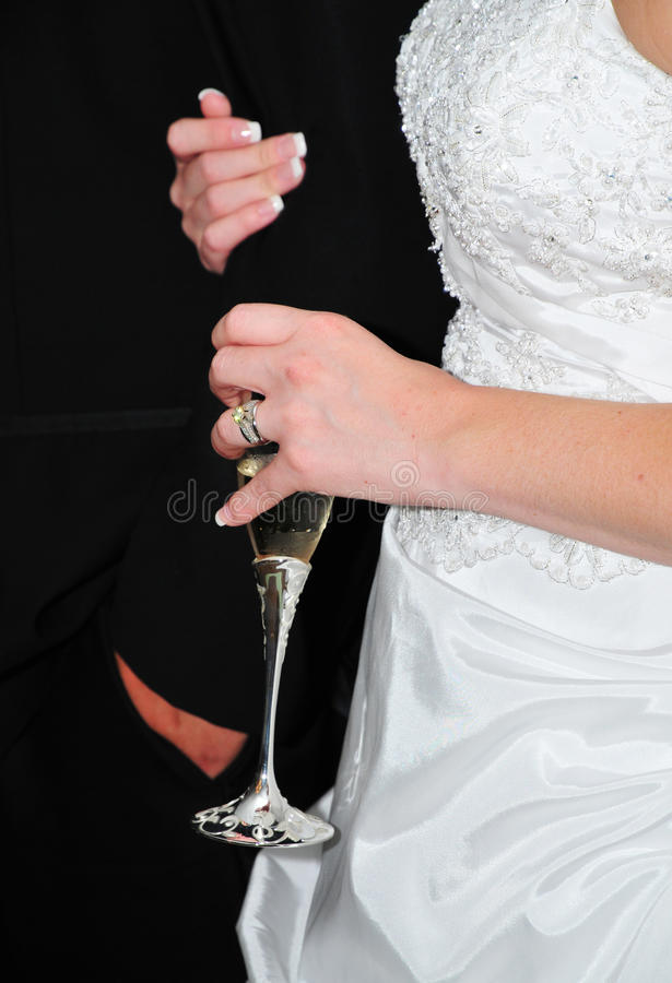Download Champagne stock photo. Image of dress, crystal, holiday - 9504518