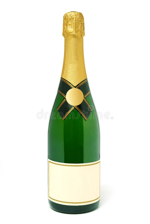 Download Champagne bottle stock photo. Image of alcoholic, alcohol - 25331278