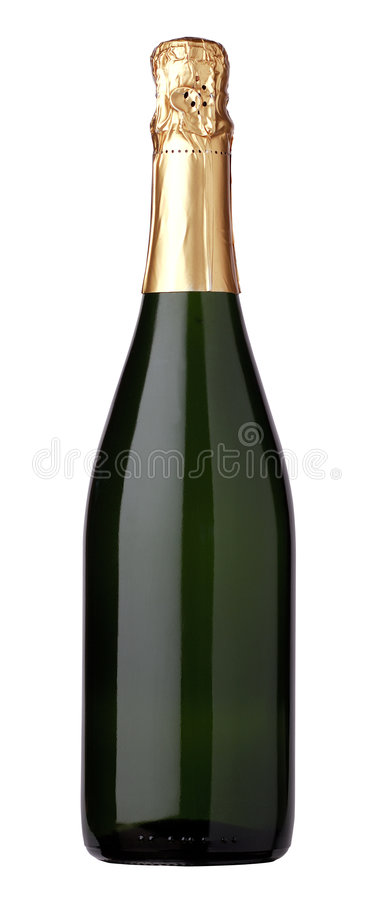 Free Champagne Bottle Stock Images - 9231264