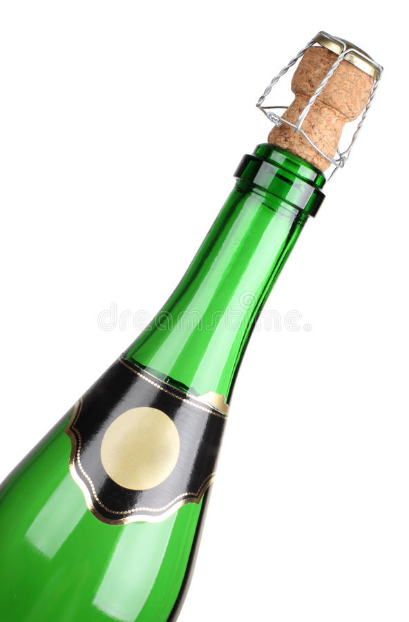 Download Champagne Bottle And Cork Stock Image - Image: 22059861