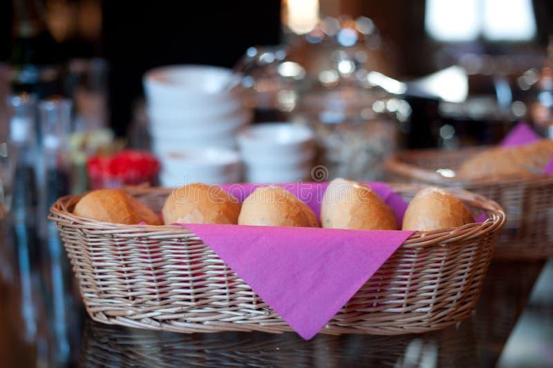 Champagne Breakfast imagens de stock royalty free