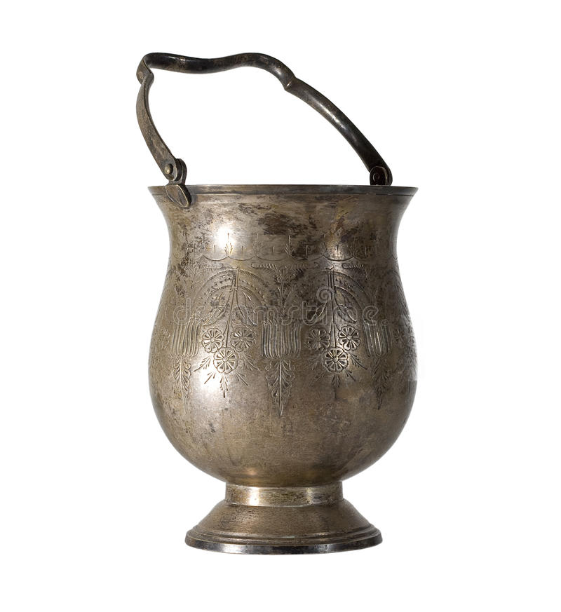 Champagne bucket antique