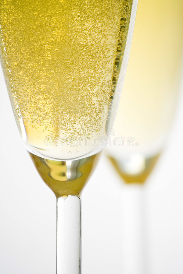 Download Champagne For Celebrate Christmas Festive Stock Image - Image: 7485315