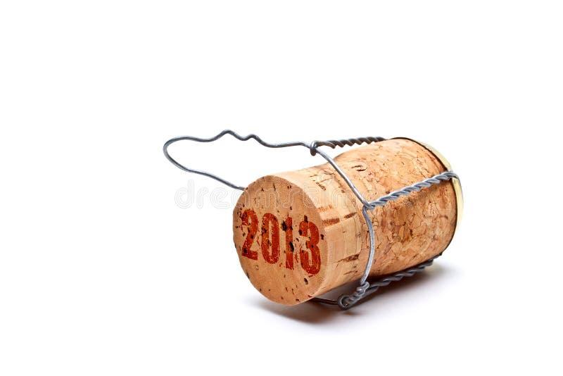 Download Champagne cork stock photo. Image of congratulating, single - 26649940