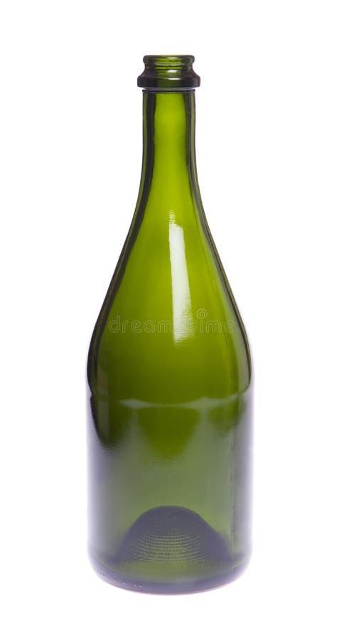Download Champagne-Flasche stockbild. Bild von alcohol, form, flasche - 12200571