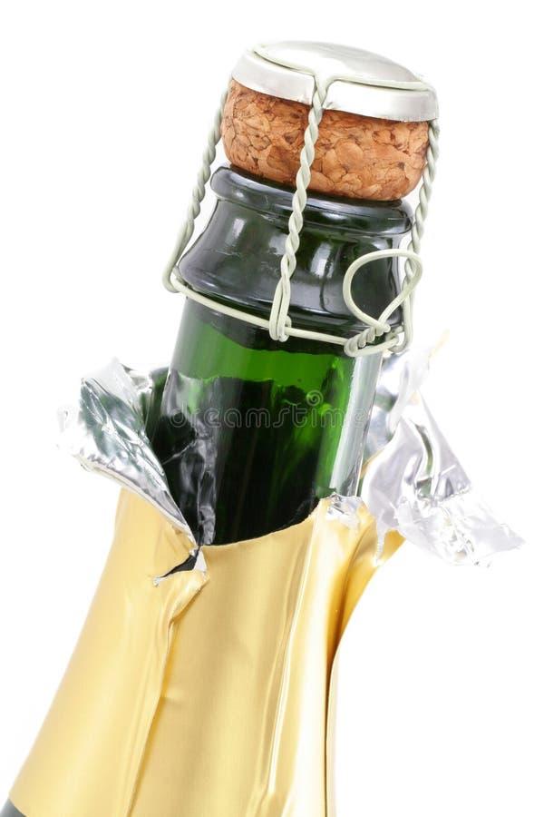 Champagne-Flasche