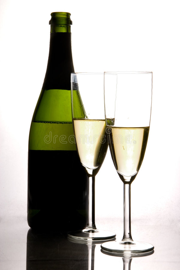 Download Champagne and flute stock image. Image of success, gathering - 3502023