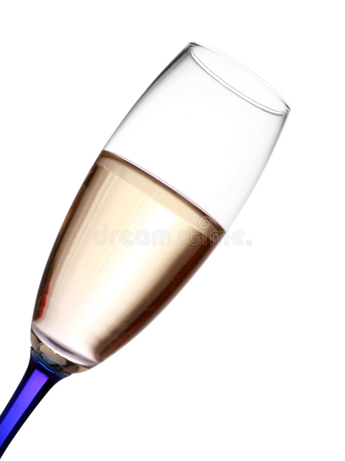 Download Champagne flute closeup stock photo. Image of alcohol - 6964424