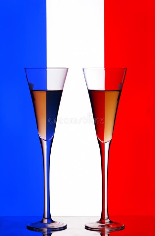 Download Champagne flutes stock image. Image of transparent, life - 17517079