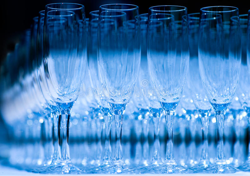 Download Champagne glasses stock photo. Image of event, background - 15131884
