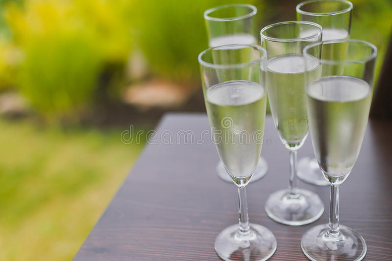 Download Champagne glasses stock photo. Image of birthday, classy - 85973512