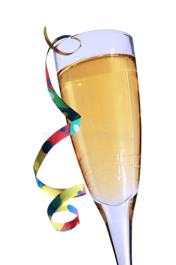Champagne-Party lizenzfreies stockfoto