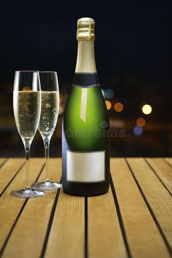 champaign imagem de stock royalty free