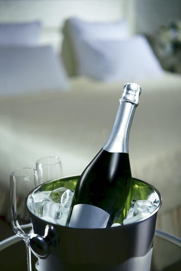 champaign stock foto's
