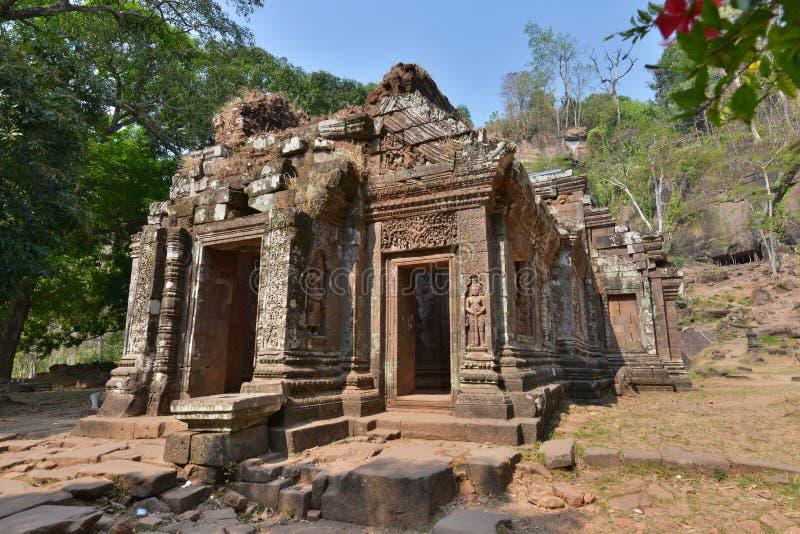 Champasak, Laos zdjęcie stock