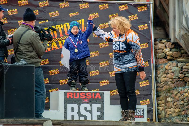 Champion Boris Volostnykh royalty free stock image