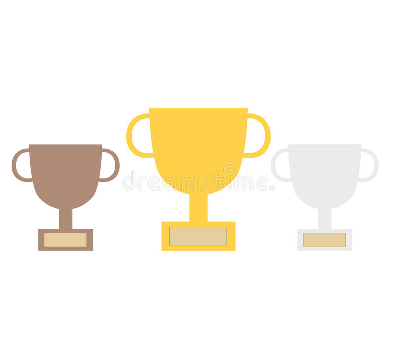 Free Champion Cup Graphic Icon Royalty Free Stock Photos - 29081938