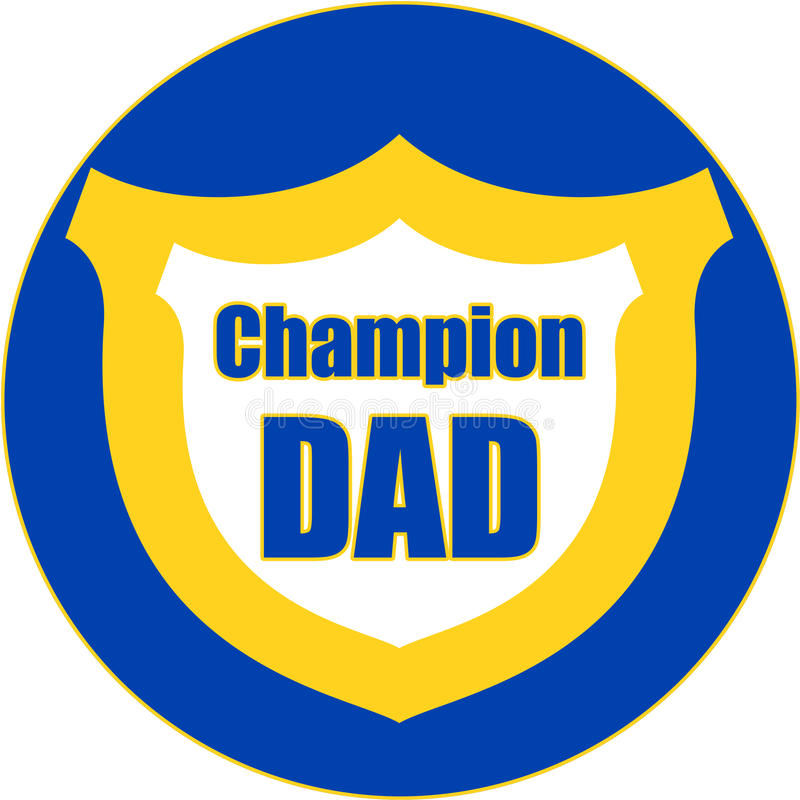 Download Champion DAD Stock Images - Image: 19875064