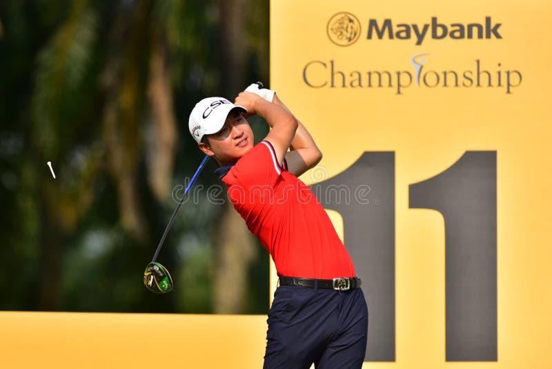 Championnat 2019 de Maybank images stock